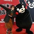 28日、華字紙・日本新華僑報によると、中国の大手旅行会社などがこのほど東京・大手町で実施した中国人対象の「日本のゆるキャラコンテスト」で、群馬県の「ぐんまちゃん」が1位となった。中国でも大人気のくまモンではなかった。写真はくまモン。