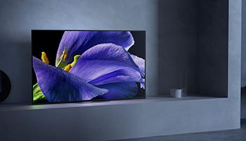 ソニー初の4Kチューナー内蔵テレビが6月発売 映像と音の一体感を演出