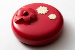 """ハイアット リージェンシー 京都のクリスマスケーキ""""紅ほっぺ""""の完熟苺ショートやキャラメルマロン"""