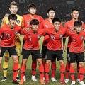 アジア大会決勝で日本を破った韓国代表【写真:Getty Images】