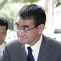 7月31日、東南アジア諸国連合(ASEAN)関連会合に出席するため、タイを訪問した河野外相=(聯合ニュース)