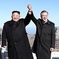 南北連邦政府の樹立は在韓米軍の徹底を招きかねない 代表撮影/Reuters/AFLO
