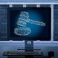 AI裁判長も誕生?AIによる「法務」簡素化で弁護士が必要ない未来の可能性