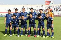 日本代表、3月に南米の2カ国と対戦…コロンビア代表とボリビア代表