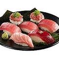 寿司職人が満点 スシローのネタ