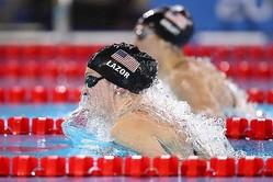 アメリカ代表の水泳選手【写真:Getty Images】