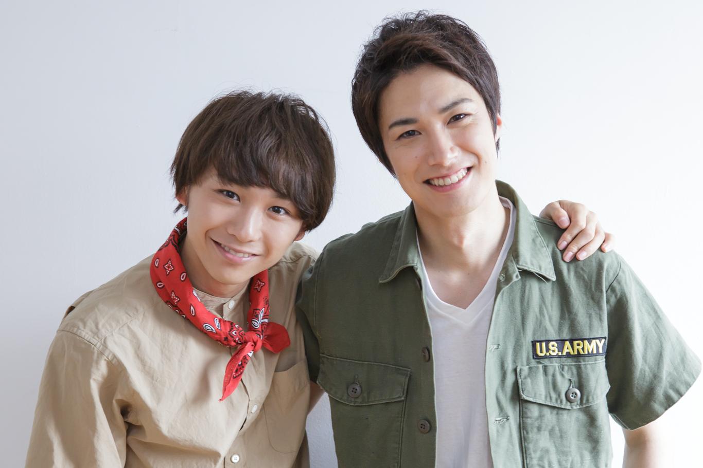 須賀健太×影山達也、演劇「ハイキュー!!」で作り上げる、新たなコンビネーション