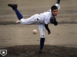 佐和・黒田晃大選手 [写真提供=プロアマ野球研究所]