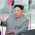 6月2日、北朝鮮西部のミサイルや銃器の部品工場を視察。「幹部らの働きがダメで深刻」と酷評した