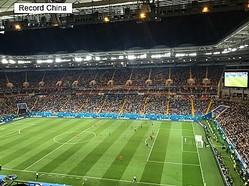 3日、サッカーのワールドカップロシア大会決勝トーナメント1回戦の日本対ベルギーの試合後の光景が中国版ツイッター・微博で話題になっている。