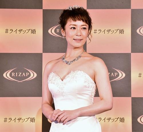 佐藤仁美がライザップに成功、,12.2kgで美ボディに , ライブドア