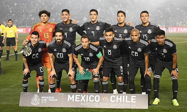 メキシコ 代表