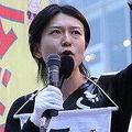 後藤輝樹氏(2017年、東京都議会選挙出馬時)