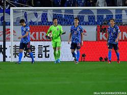 ベネズエラに1-4で敗れた日本代表