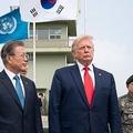 トランプ大統領が文大統領に圧力 GSOMIAで指導力を発揮