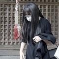 今年5月18日、野崎氏の一周忌で、久々に和歌山へとやってきたSさん。記者の質問には無言を貫いた
