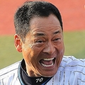 DeNA監督時代の中畑清氏(Wikimedia Commonsより、ぽこ太郎さん撮影)