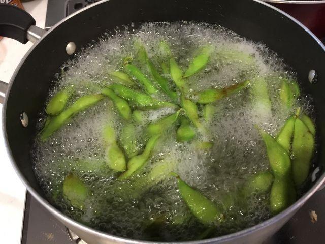茹で 水 枝豆 から 方