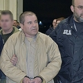 麻薬王「エル・チャポ」ことホアキン・グスマン被告。米司法省提供(2019年2月19日提供、資料写真)。(c)AFP=時事/AFPBB News
