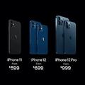 Appleがオンライン発表会でiPhone12シリーズを発表 「11」などは値下げへ