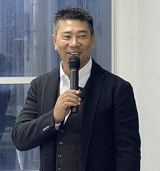塾長の斉藤健一郎氏