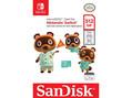 攻めすぎ絵柄だなも。あつ森仕様Switch公式マイクロSD、サンディスクが米国発売