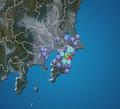 千葉県で最大震度3を観測する地震が発生 津波の心配はなし