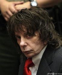 米有名音楽プロデューサー、フィル・スペクター受刑者(2009年5月29日撮影、資料写真)。(c) JAE C.HUNG / POOL / AFP