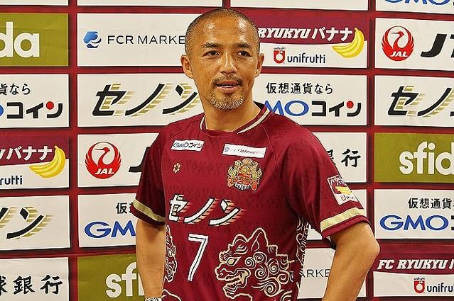 小野伸二の胸に刺さったFC琉球会長の言葉。稀代の名手に沖縄への移籍を決意させた野望とは何か?