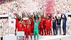 サッカー史上初!?5大リーグ、なんと全ての優勝チームが連覇だった