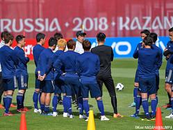同じアジア勢のサウジアラビアの大敗に日本の選手は…