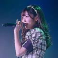 卒業公演での山口真帆さん(C)AKS