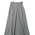 グレーフレアーロングスカート 8,800円+税/COCO DEAL(ココディール)