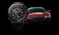 新型『NSX』のデザインを随所に取り入れた腕時計『Seiko Astron Executive Line Honda NSX Limited Edition』。1000本限定で発売