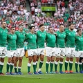ラグビーのアイルランド代表【写真:Getty Images】