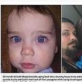 飼っていた子犬と一緒に命を落とした男児(画像は『Metro 2019年12月2日付「Toddler died after going back into burning house to try and save his pet puppy」(Pictures: GoFundMe/Facebook)』のスクリーンショット)