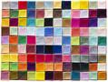 繊維の宝石「海島綿」で作った108色のハンカチーフ「SICカラーシリーズ」