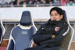 昨季は主将を務めた内田。 写真:山崎賢人(サッカーダイジェスト写真部)