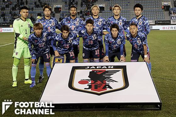 国内組中心の日本代表に1-2敗戦。中国紙、レベルの差を痛感「まだ先は長い」【E-1サッカー選手権】