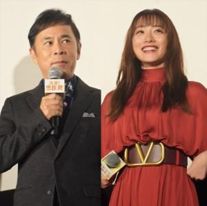 [画像] 【エンタがビタミン♪】岡村隆史、吉本との契約は「保留中」 石原さとみ「私は給料制なので…」