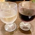 実は量が増えていたグラスワイン