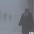 シベリア マイナス50度を下回る