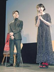 映画で妻夫木聡とのラブシーンを披露する夏帆「無我夢中」と振り返る