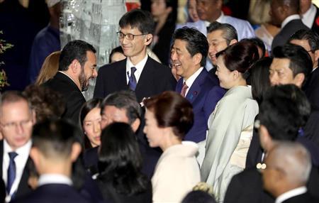正殿の儀 台湾や香港出席、正式招待せず