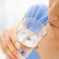 断食の日に摂取してよいのは「水」だけ!