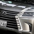 レクサスのフラッグシップSUV・LX 中古でも1000万円に迫る価格