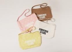 コンバース新ブランド「コンバース スターズ」新宿・大宮・名古屋に、限定ニューエラキャップなど