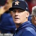 アストロズがAJ・ヒンチ監督の解雇を発表【写真:Getty Images】