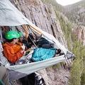 コロラドでのクリフキャンプのイメージ