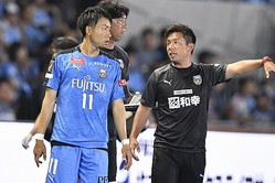 川崎の鬼木監督は就任4年目のシーズンを迎える。(C)SOCCER DIGEST